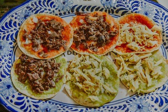 Foto De Restaurante Casa De Los Muñecos Puebla Chalupas Casa De Los Muñecos Tripadvisor