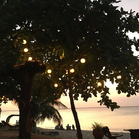 Sunset at Aninuan Beach Resort: photo2.jpg