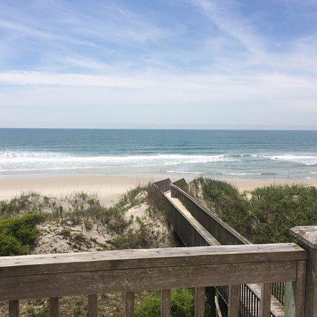 Topsail Island, Carolina del Norte: North Toipsail Beach