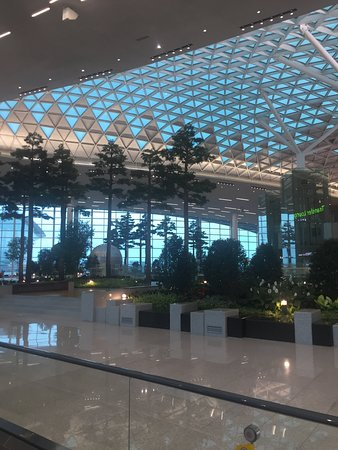 Incheon International Airport - Seoul, South Korea - Picture of ...