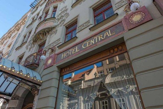 K+K Hotel Central: Exterior