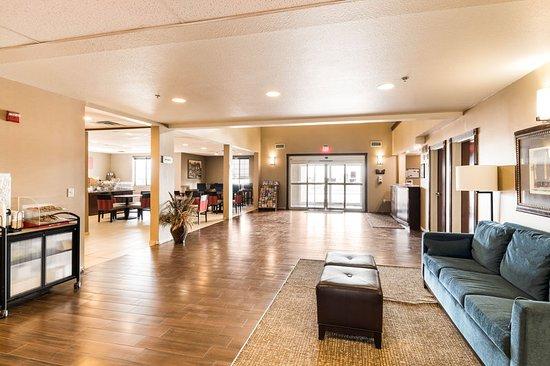 Comfort Suites South -- Amarillo