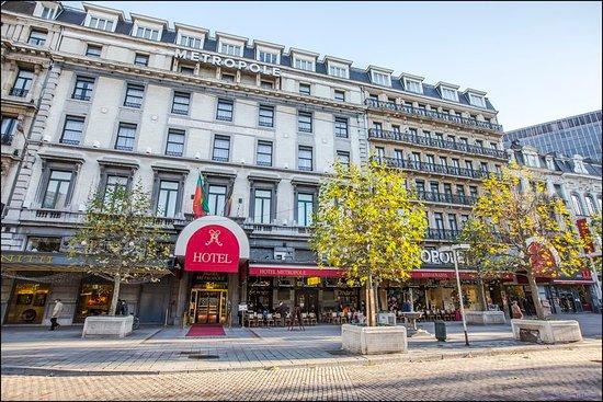Image result for metropole hotel brussels