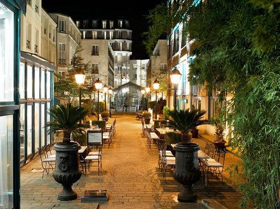 Hotel les jardins du marais 133 2 7 6 updated 2019 prices reviews paris france - Jardins du marais restaurant ...