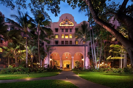 The Royal Hawaiian, a Luxury Collection Resort: Exterior