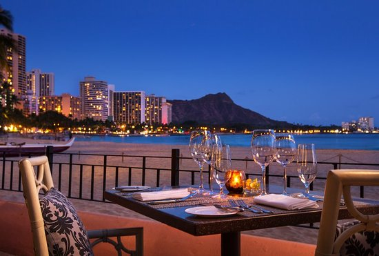 The Royal Hawaiian, a Luxury Collection Resort: Restaurant