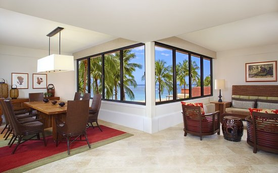 The Royal Hawaiian, A Luxury Collection Resort: Guest room