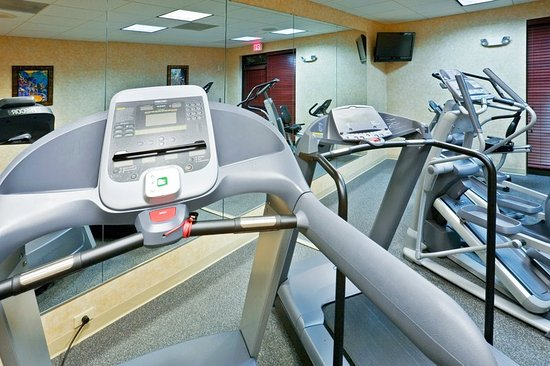 Holiday Inn Express Hotel & Suites Irving North-Las Colinas: Health club