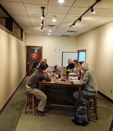 The Leland House Bed & Breakfast Suites Durango: Meeting room