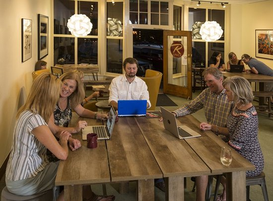 The Leland House Bed & Breakfast Suites Durango: Business center