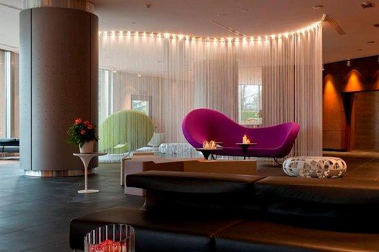 The Hub Hotel : Bar/Lounge