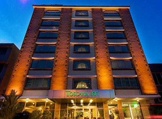Toscana Inn Hotel: Exterior