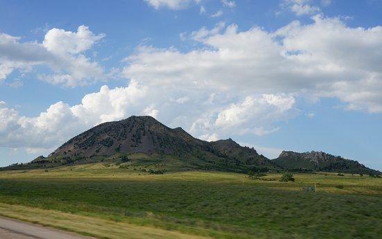 Vale, Южная Дакота: Bear Butte