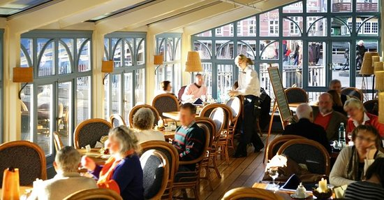 Hotel Bergstrom Luneburg Restaurant