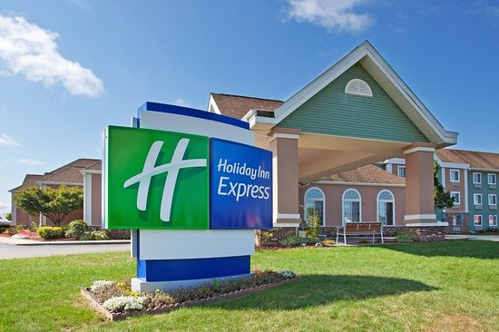 Holiday Inn Express Birch Run (Frankenmuth Area): Exterior