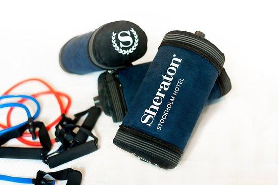 Sheraton Stockholm Hotel: Health club