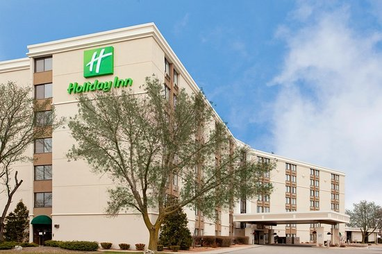 Holiday Inn Rockford (I-90 Exit 63): Exterior