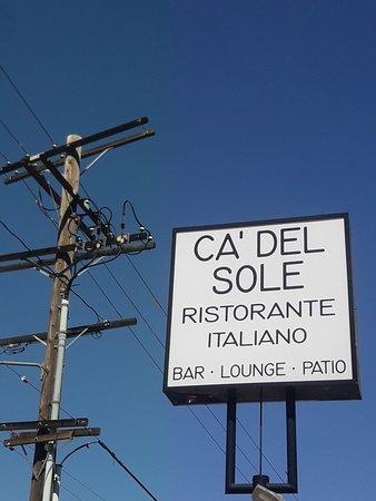 Ca 39 Del Sole Los Angeles Menu Prices Restaurant