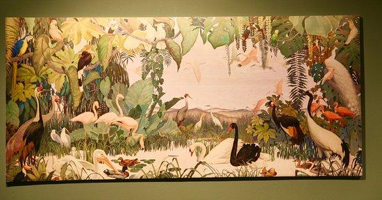 Flora Fauna Mural Picture Of Santa Paula Art Museum Santa Paula