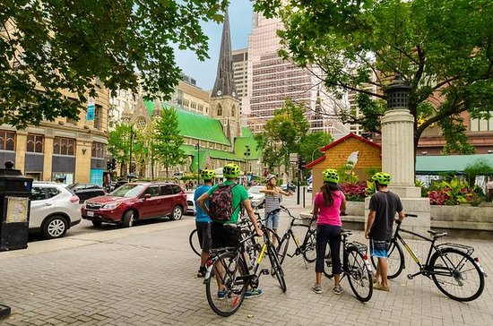 3 Hour Montreal City Bike Tour with...