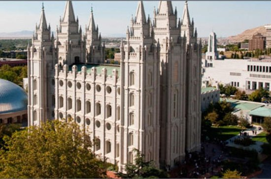 Salt Lake City 3-Hour Tour