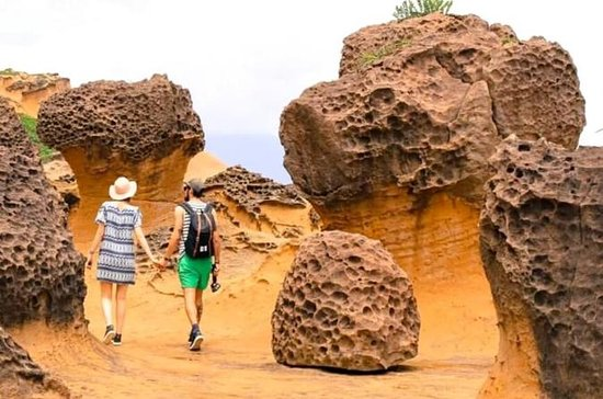 Small-Group Tour of Yehliu Geopark and...