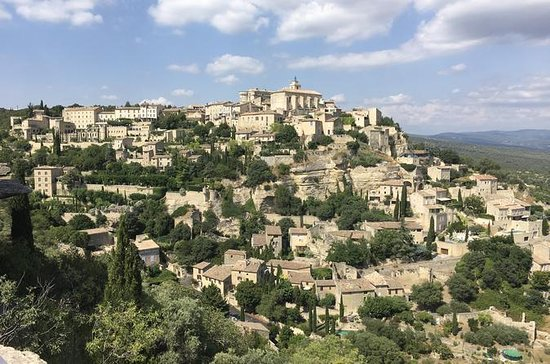 Provence Full Day Private Tour med...