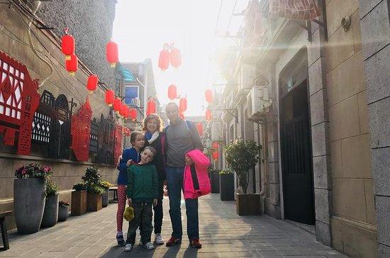 Private Family Friendly Shanghai City...
