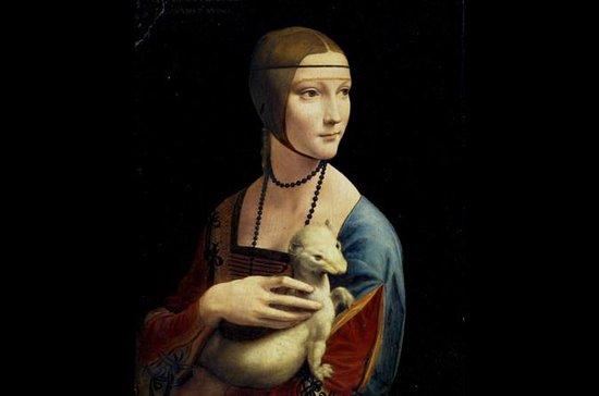 Leonardo da Vincis mesterværk - Lady...