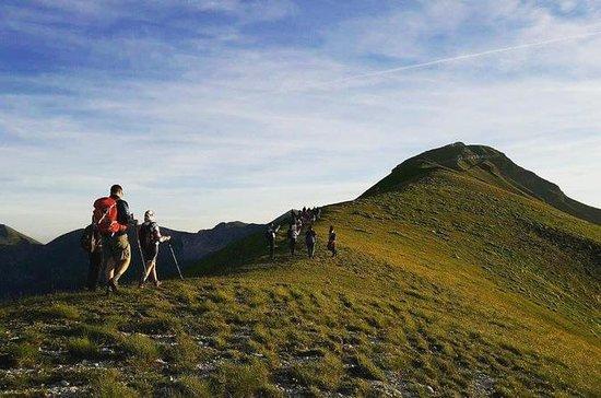 Monte Sibilla, Monti Sibillini trek