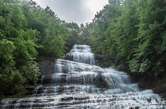 Prata og Volpara Falls, Monti della...