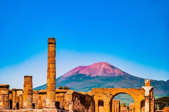 POMPEII, POSITANO AND AMALFI COAST CRUISE FROM ROME BY HIGH-SPEED ...