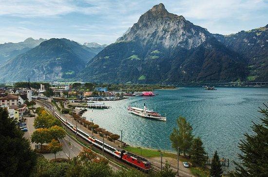 Swiss Travel Pass 4 Days