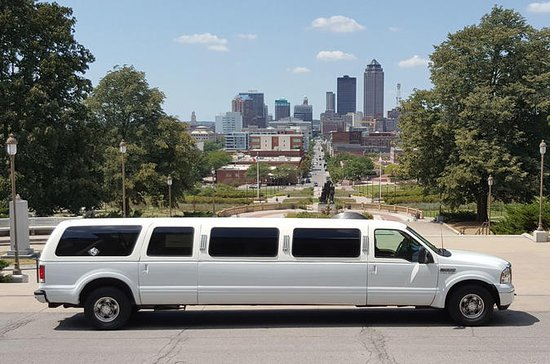 2 Hour Dallas and JFK Limousine Tour