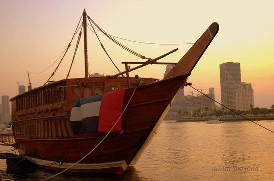 Evening Sunset Dhow Cruise Tour...