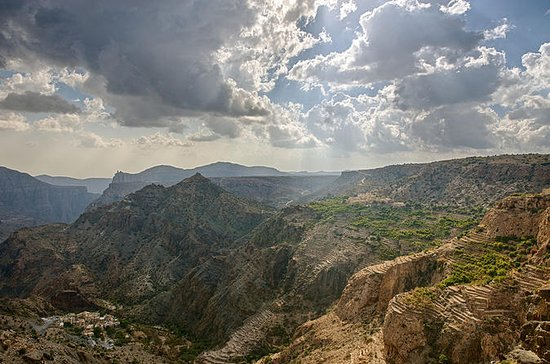 Private Full Day Jebel Akhdar with