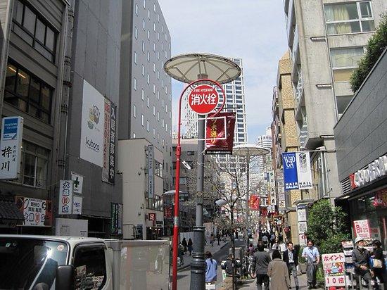 Akasaka Hitotsugidori Shotengai