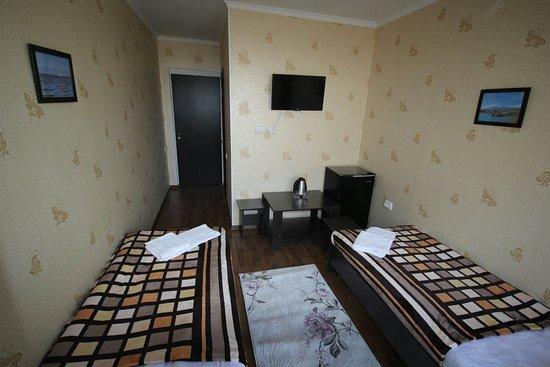 Bosteri, Kirgisistan: Guest House Parus