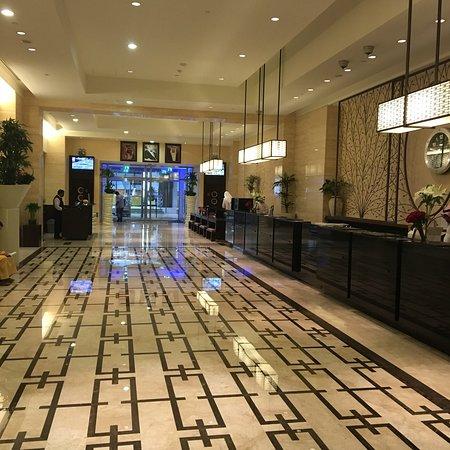 Séjour au Makkah swiss hôtel