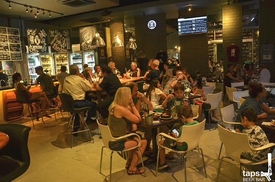 Taps Beer Bar : Dining at its best!