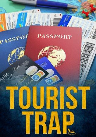 Branson, MO: Tourist Trap Logo