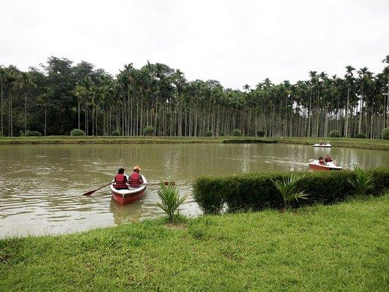 Boating & Fishing inside the resort
