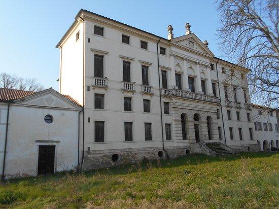 villa Gradenigo, oratorio, Piove di Sacco