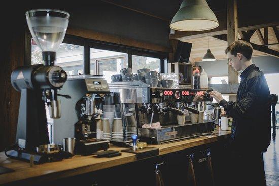 Moto Bean Coffee Roasters, Malmsbury - Restaurant Reviews ...