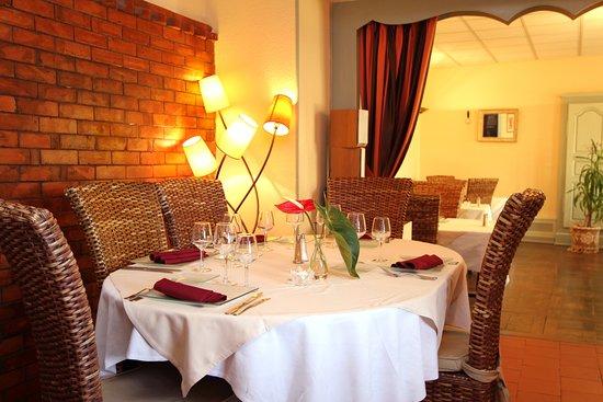 Restaurant Saint Andeol Le Chateau