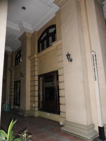 Bahay Tsinoy: 十九な建物です