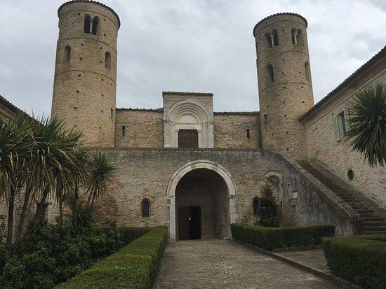 Cum Duco Visite Guidate di Stefano D'Amico : Chiesa di San Claudio al Chianti