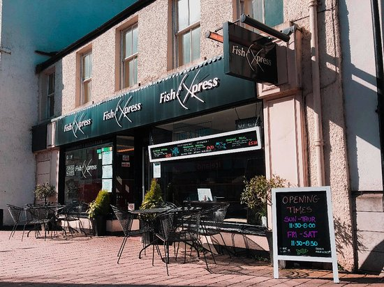 Fish Express Kendal Restaurant Reviews Phone Number Photos Tripadvisor