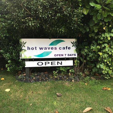 Hot Waves Cafe Hot Water Beach Nz