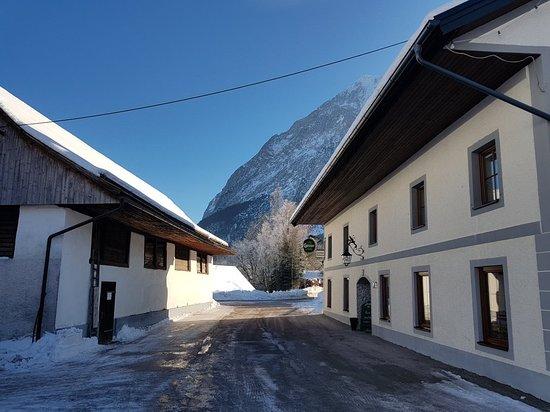 Tauplitz, Austria: Gasthaus Thomahof